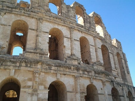 Amphie, Theater, Holiday, Antique, Building, Ruin