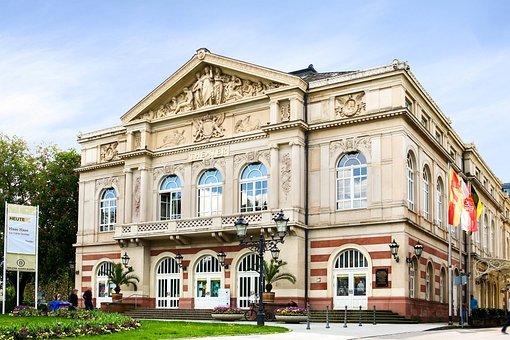 Baden Baden, Theater, Culture, Performance, Art, Arts