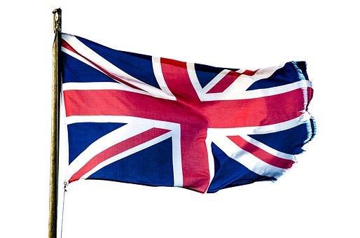 Flag, Jack, Union, British, London, State, National