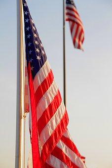 American Flag, Us Flag, United States, Flags, American
