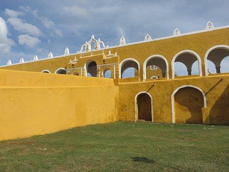 Izamal, Virgin, Magic Town, Yucatan