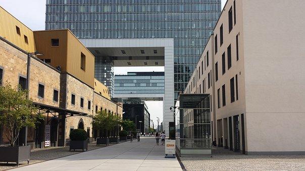 Cologne, Crane Homes, Architecture, Modern