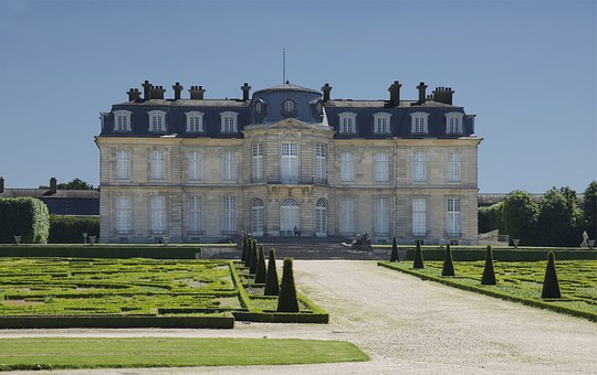 The Palace, Architecture, Monument, Seine-et-marne