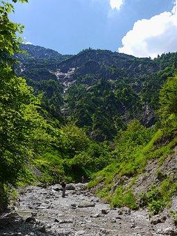 Wildbad Kreuth, Bavaria, Bad Wiessee, Wolf Canyon