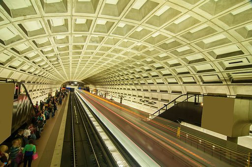 America, Arch, Architecture, Carriage, Ceiling, City