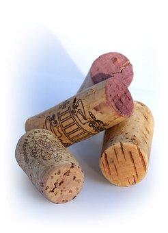 Plugs, Wine, Cork, Cap, Oenology