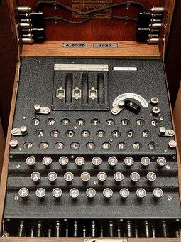 Enigma, Encryption, Cryptologic, Army, Museum, Usa