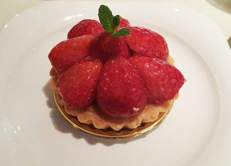 Food, Dessert, Snack, Sweet, Delicious, Strawberry