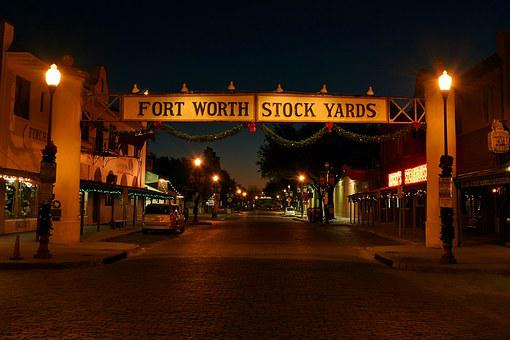 Fort Worth Stock Yards, Fort Worth, Texas, Fort, Stock