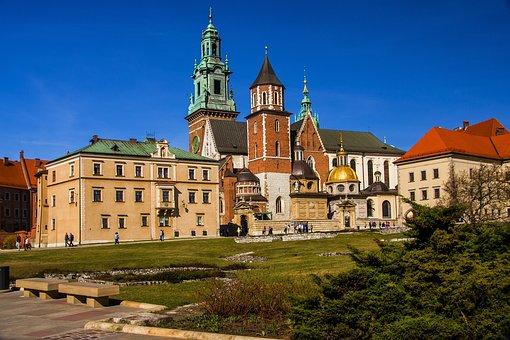 Kraków, Wawel, Poland, Monument, Architecture, Castle
