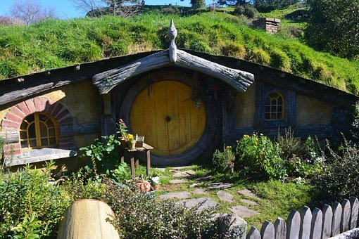 New Zealand, The Hobby, The Rings, The Hobbit