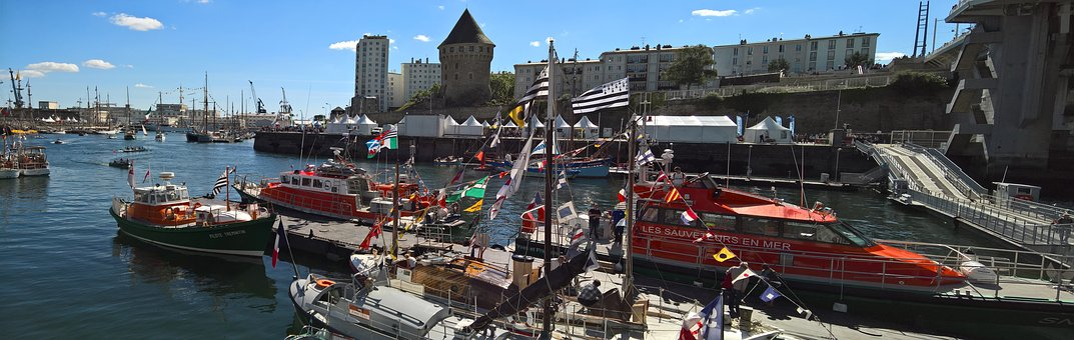 Ship, Boat, Relief, Snsm, Lifeguard, Penfeld, River
