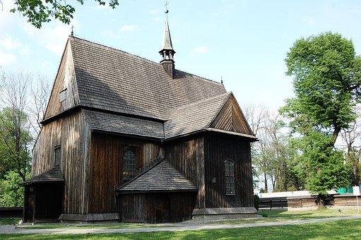 Church, Wooden Church, Malopolska, Architecture