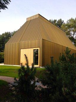 Kunstmuseum Ahrenshoop, Artists Village, Architecture