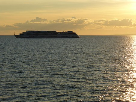 Lake Ladoga, Cruise Ship, Russia, Cruise, River Cruise
