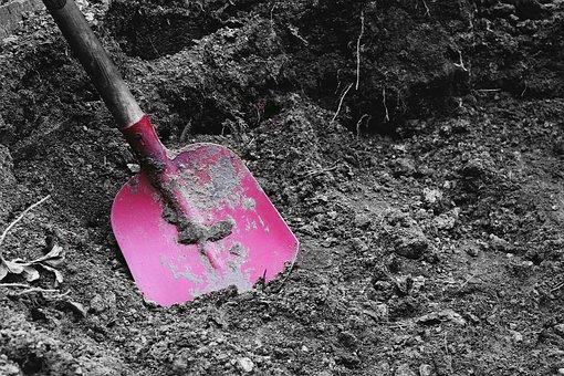 Blade, Pokes Fun At, Sand, Digging, Construction Work
