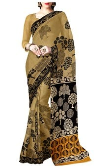 Saree, Indian, Ethnic, Clothing, Fashion, Silk, Dress