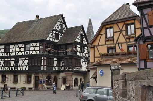 Kaysersberg, Switzerland, Chalet