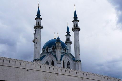 Kazan, The Kremlin, Mosque, Architecture, City, History