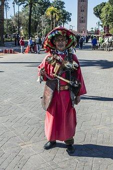 Morocco, Marrakesh, Berber, Marrakech, Travel, Africa