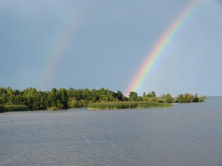 Lake Ladoga, Russia, Lake, Water, Holiday, Cruise