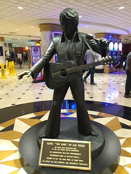 West Gate, Las Vegas, Elvis, King, Sculpture Works