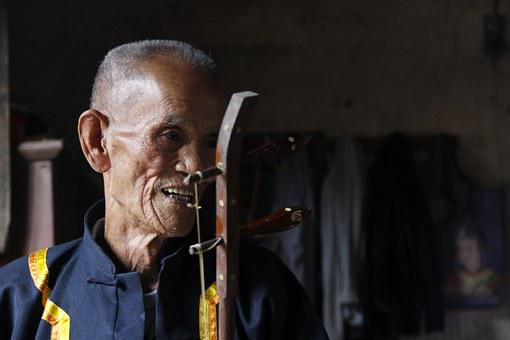 Old Man, The She Nationality, Song Yu, The King