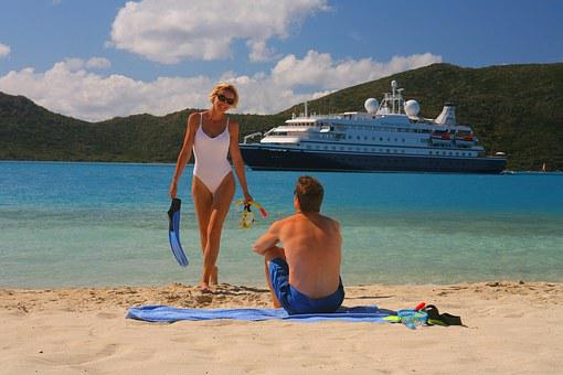 Cruise Ship, Travel, Vacation, Trip, Luxury, Snorkeling
