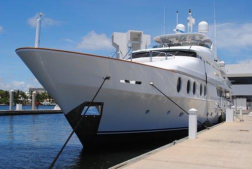 Yacht, Yacht Exterior, Superyacht, Megayacht