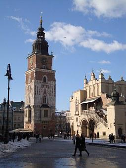 Kraków, The Old Town, Architecture, Monument