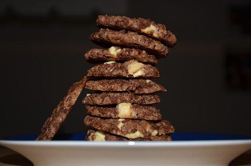 Cookies, Delicious, Eat, Biscuit, Sweet, Bake, Frisch