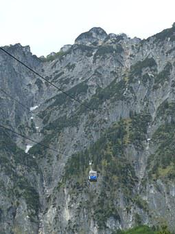Gondola, Cable Car, Mountain Railway