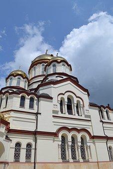 Abkhazia, New Athos, Monastery