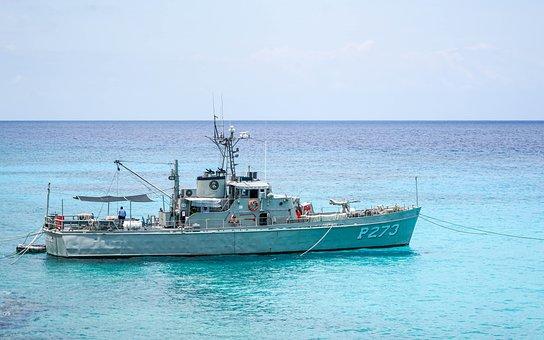 Boat, Cozumel, Sea, Water, Mexico, Caribbean, Travel