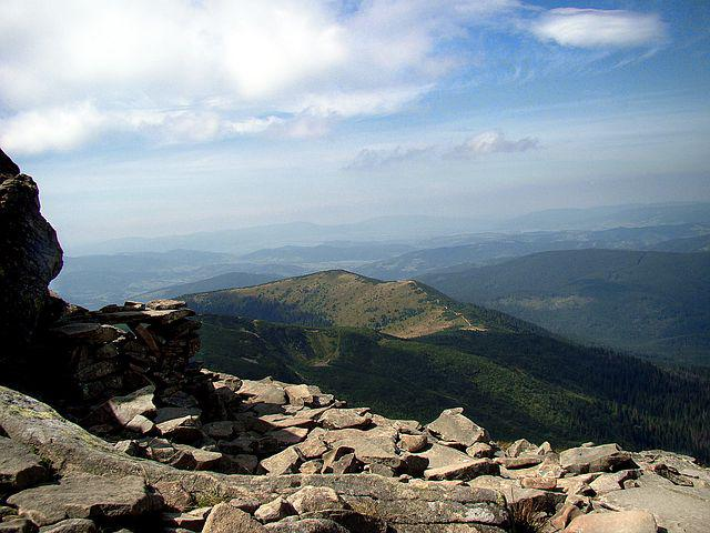Babia Top, Beskids, Mountains, The Stones, Top