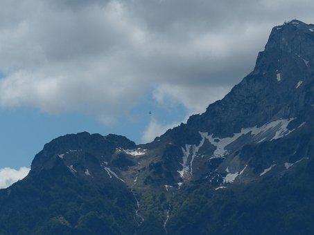 Geiereck, Unterberg, Mountain, Gondola, Cable Car