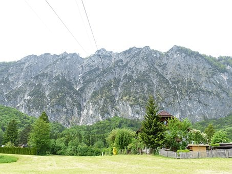 Unterberg, Mountain, Alpine, Salzburg, Austria