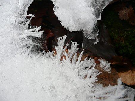 Ice, Hardest, Winter, Cold, Eiskristalle, Frozen, Snow