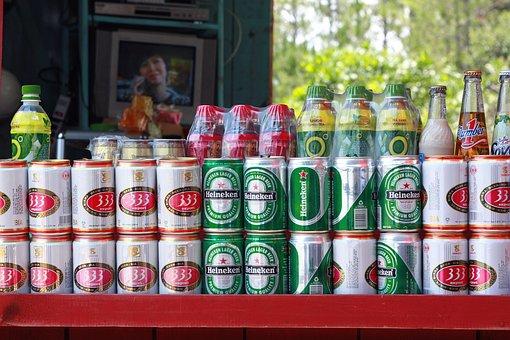 Can, Bear, Alkohol, Bottle, Beverage, Liquid, Plastic