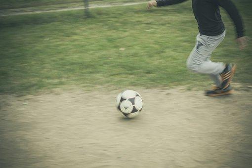 Child, Football, Play, Children, Ball, Sport, Fun, Goal