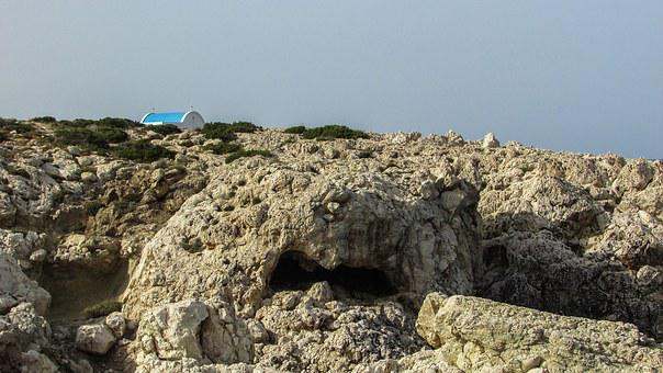 Cyprus, Cavo Greko, National Park, Cave, Mouth