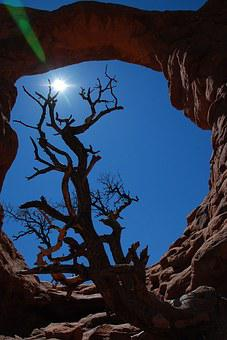 Arches National Park, Nature, Outdoors, Utah, Desert