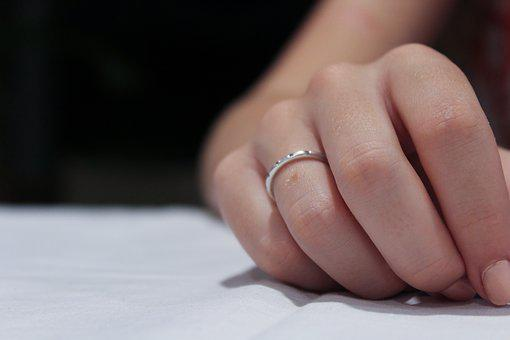 Hand, Ring, Love, Woman, Wedding, Female, Marriage