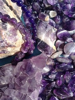 Amethyst, Gemstone, Gem, Stones, Natural Stone