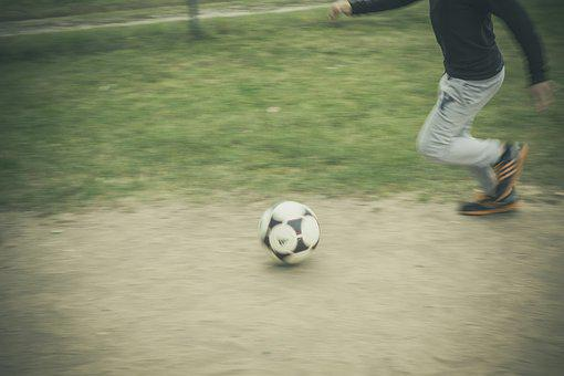 Child, Football, Play, Children, Ball, Sport, Fun, Goal
