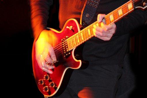Lead Guitarist, Lead Guitar, Music, Musician, Guitar