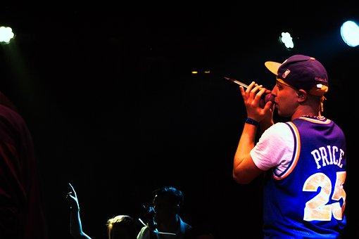 Singer, Live Performance, Stage, Performance, Live