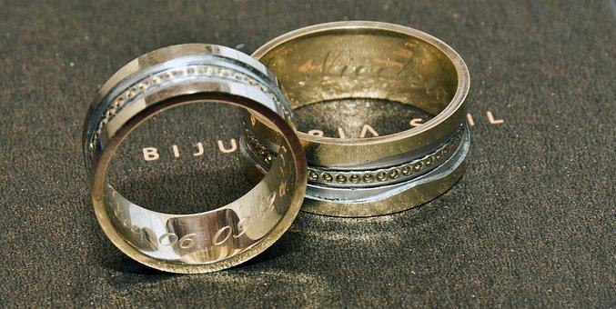 Ring, Wedding, Wedding Rings, Love, Marriage, Gold