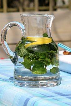 Water, Mint, Fresh, Update, Refreshing, Aqua Regia