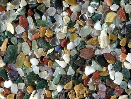 Drum Stone, Gem, Mix, Jewellery
